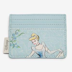 Loungefly Disney Cinderella Sketch Cardholder